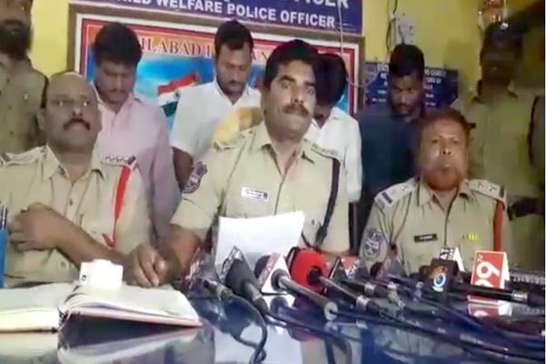 Adilabad Town 4 Guy's Gang Rape - Sakshi