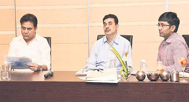 KTR Announces Telangana Life Sciences Vision 2030 - Sakshi