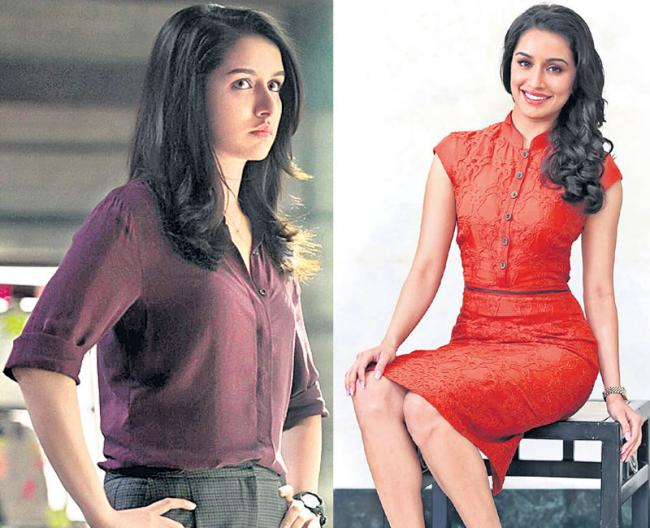 Shraddha Kapoor's First Look From Saaho Goes Viral - Sakshi