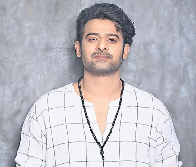 Prabhas Sahoo Movie Fighting Scenes Are Going TO Shoot At Dubai - Sakshi