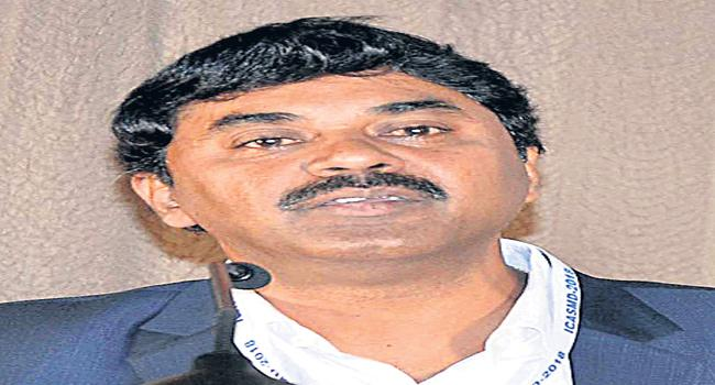 Satish Reddy Scientists To Develop Future Requirements - Sakshi