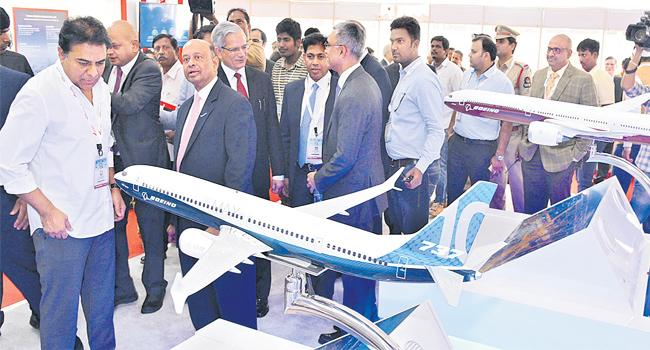 Sea Plane Project To Come Up In Hyderabad - Sakshi