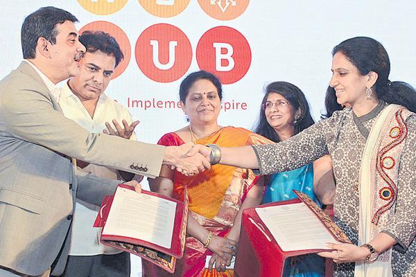 Women Entrepreneur Hub - Sakshi