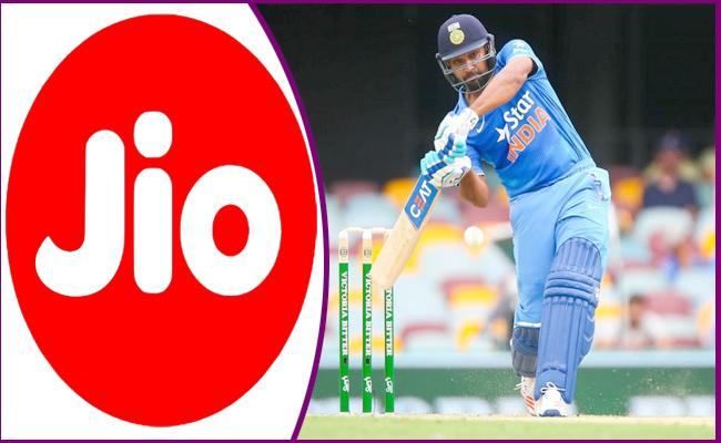 Jio Tv will Change the Way of Watching Cricket Online - Sakshi