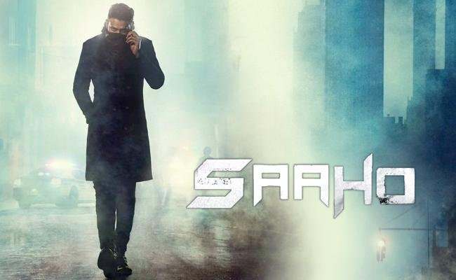 Power Packed Teaser Getting Ready For Saaho - Sakshi