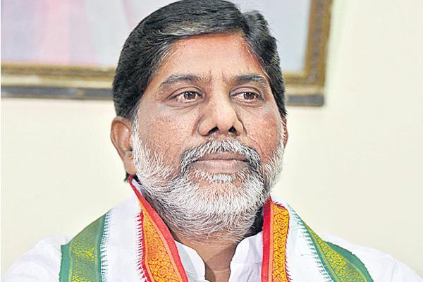 Bhatti vikramarka counter to ktr - Sakshi