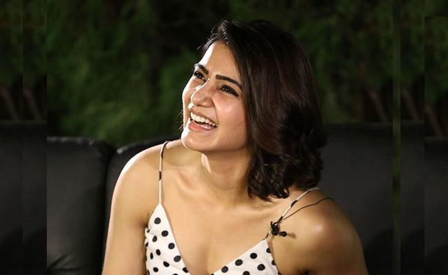 Samantha Akkineni on Pregnancy Rumours - Sakshi