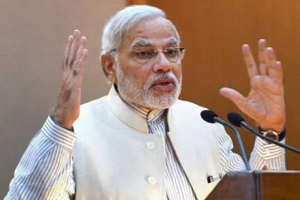 Narendra Modi ask PSUs to come up with development roadmap  - Sakshi