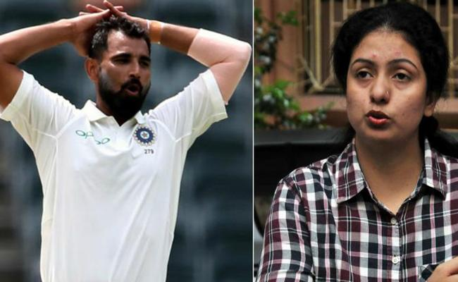 Mohammed Shami Was Demanded 15 Lakh Per Month By Wife - Sakshi