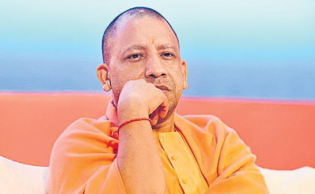 People were dissatisfied with the Yogi aadityanath ruling  - Sakshi