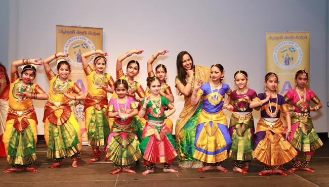 Telugu Association of Scotland Ugadi celebrations - Sakshi