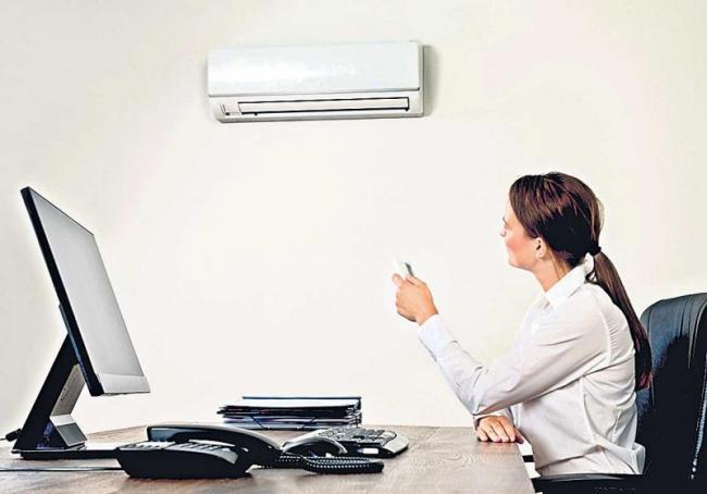 Is this problem with AC? - Sakshi