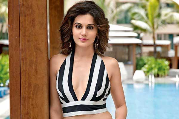 i am average so what?-Taapsee Pannu - Sakshi