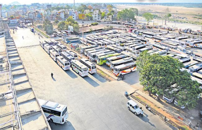 AP bandh successful all over the state - Sakshi