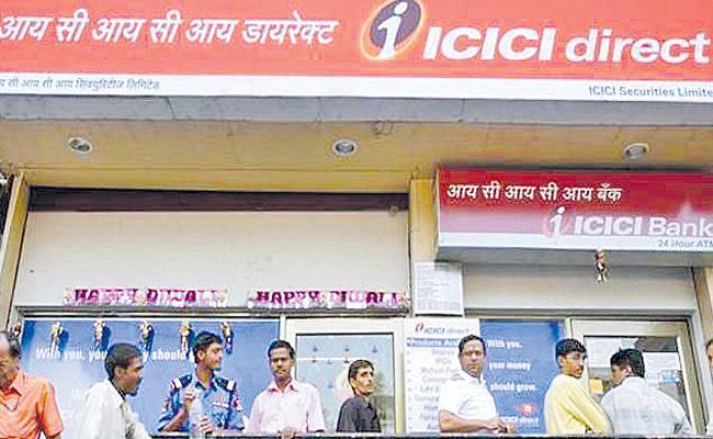 ICICI Securities revenue is Rs. 515 crores - Sakshi