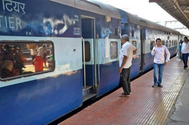 Fares On Premium Trains Come Down After GST Fixed At 5 Percent - Sakshi