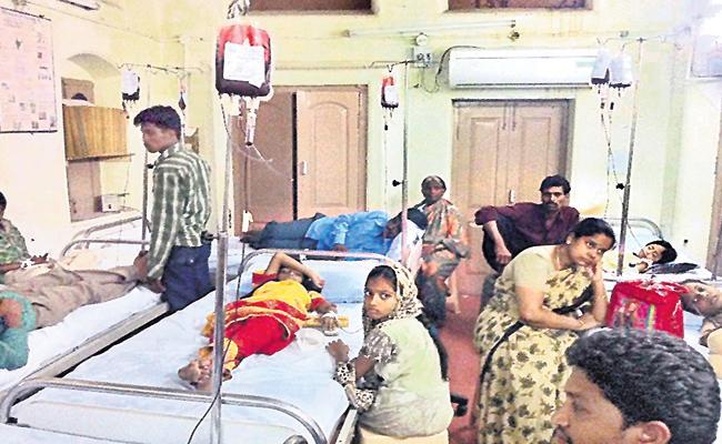 Blood Shortage Problem In Hyderabad - Sakshi