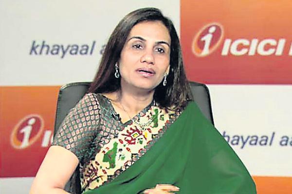 ICICI work on black chain standards - Sakshi