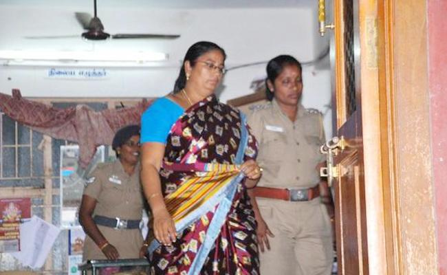 Police Arrest And Remand Asst Professor Nirmala Devi - Sakshi