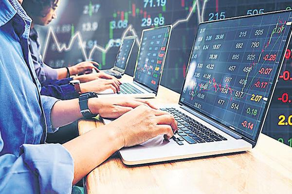 Sensex Nifty trade up but these stocks crack up to 9% - Sakshi