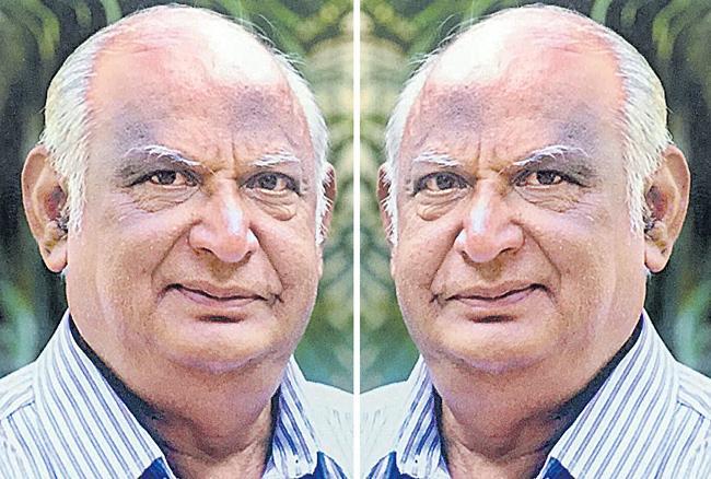 Doctor balaji Special Column On Jaipur Leg - Sakshi