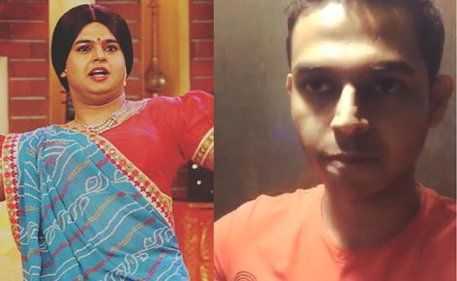 Comedian Sidharth Sagar Allegations on Parents - Sakshi