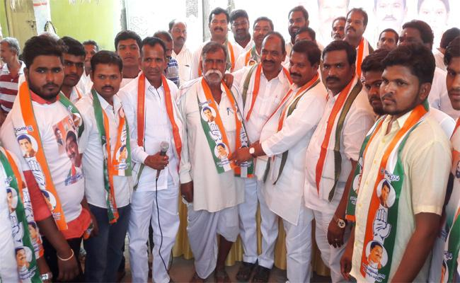 Young People Join In The Congress - Sakshi