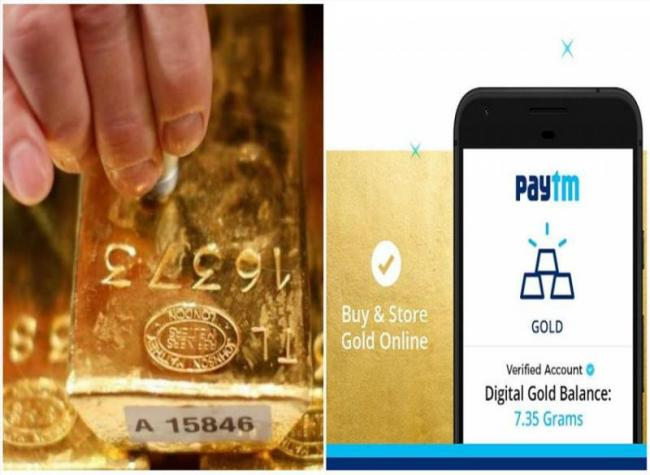 Paytm Sees 3 Fold Jump In Gold Sales On Akshaya Tritiya - Sakshi