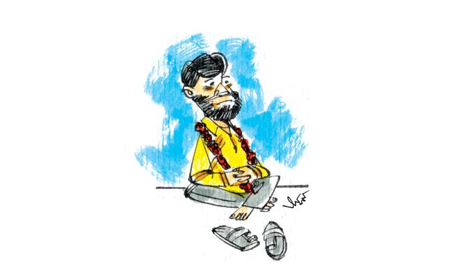 Sri Ramana Article On Chandra Babu About Special Status - Sakshi