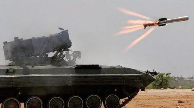 Indian Army To Induct 300 Nag Missiles - Sakshi