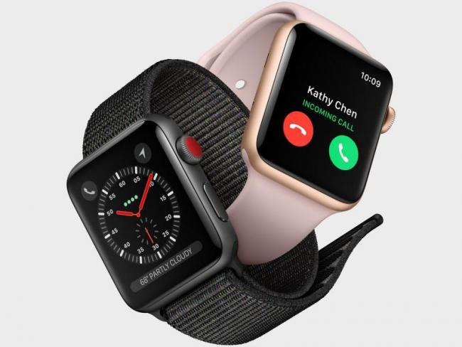Apple Watch Series 3 available on Reliance Jio - Sakshi