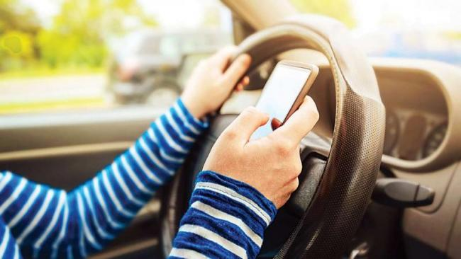 IT B survey Says Talking In Phone While Driving Takes 3 Times More To React For Pedestrian Crossing - Sakshi