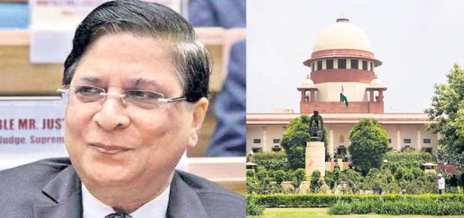 Venkaiah Naidu rejects CJI impeachment motion - Sakshi