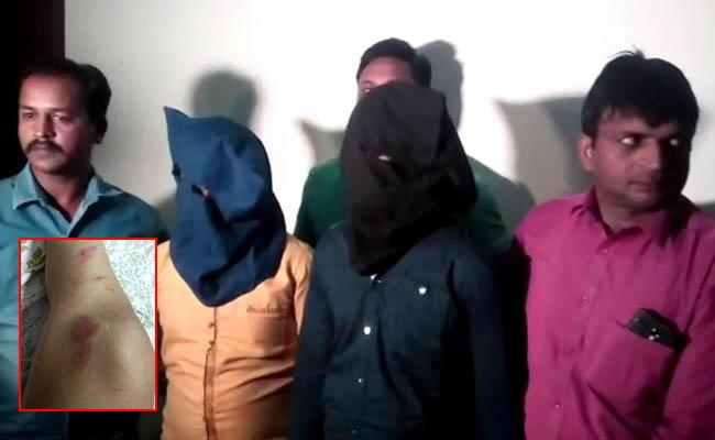Two Accused Arrested In Model Molesting In Bhopal - Sakshi