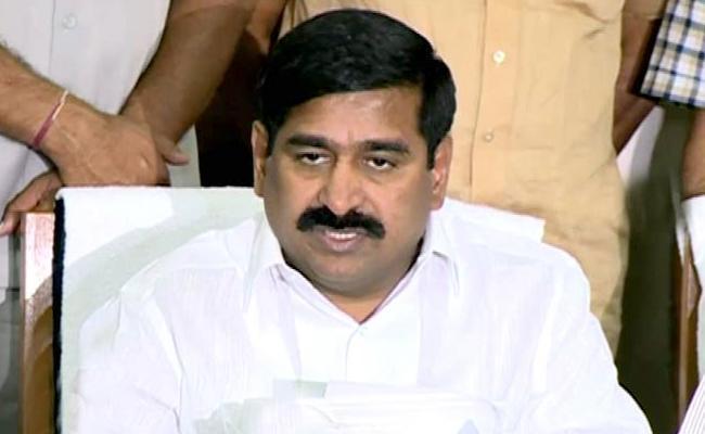 Minister Jagadish Reddy Slams Congress In HuzurNagar - Sakshi
