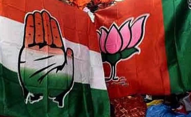 Congress BJP join hands for CADC in Mizoram - Sakshi