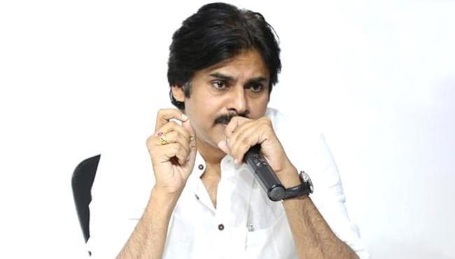 Pawan Kalyan Worried About Some Actions Against Him - Sakshi