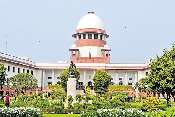 Petition in Supreme Court on Kaleshwaram Project - Sakshi