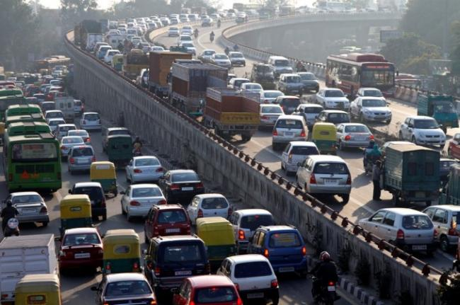 Traffic Congestion Costs Four Major Indian Cities Rs 1-5 Lakh Crore A Year - Sakshi