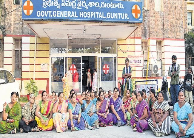 Do you care for women in the capital area? - Sakshi