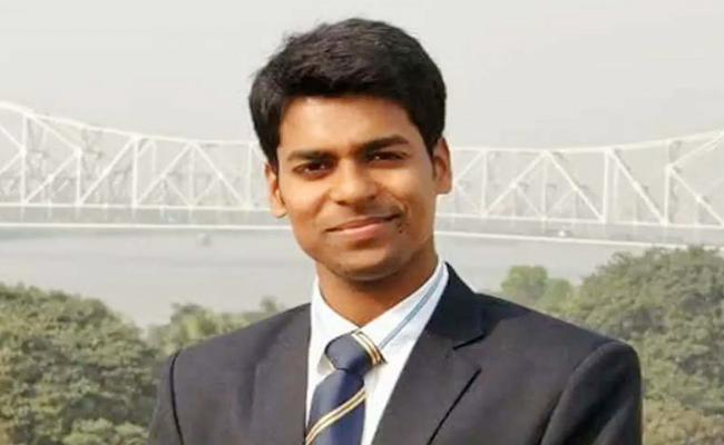 Anudeep Durishetty Tops In Civil Services Results 2017 - Sakshi