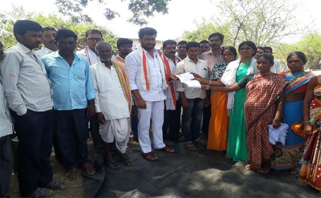 Anil Jadhav Criticize On TRS Govt - Sakshi