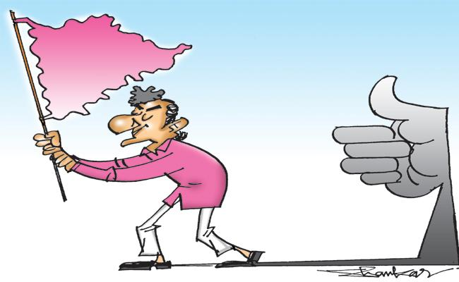 TRS MLA Solipeta Ramalinga Reddy Write Article On TRS Plenary - Sakshi