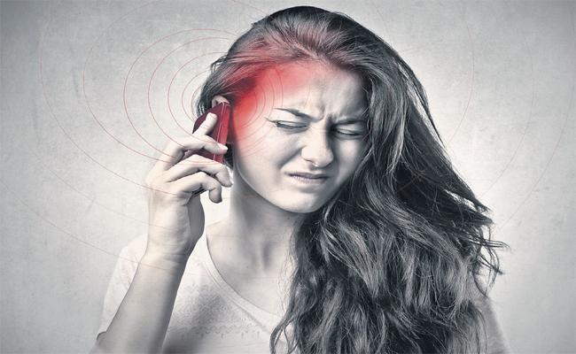 Cell Phone Radiation Causing Problems - Sakshi