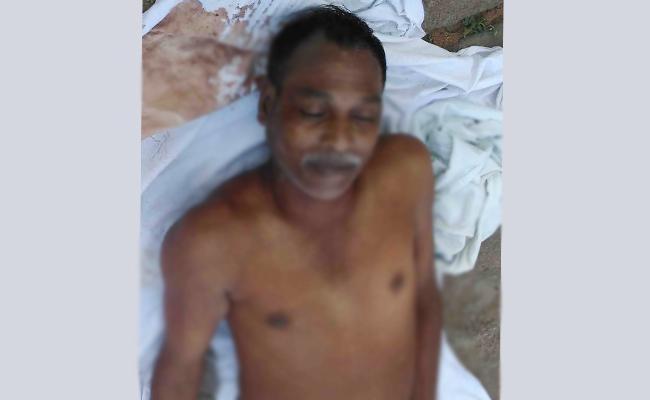 Life prisoner died With heart attack - Sakshi