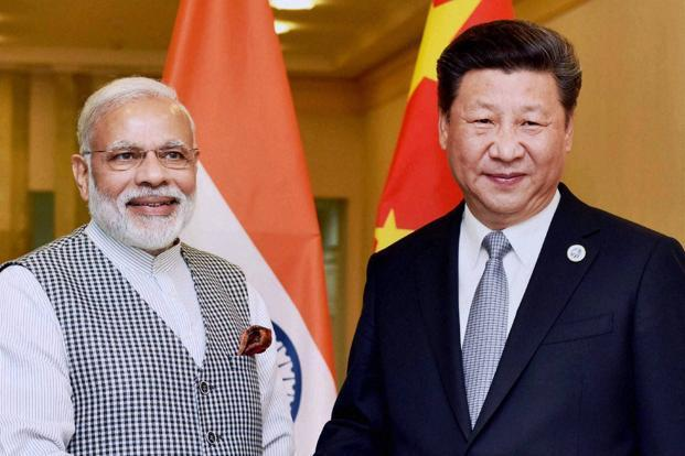 PM Narendra Modi And Xi Jinping Historical meeting In Wuhan - Sakshi