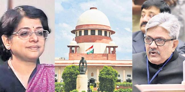 Govt asks collegium to reconsider recommendation to elevate KM Joseph to Supreme Court - Sakshi