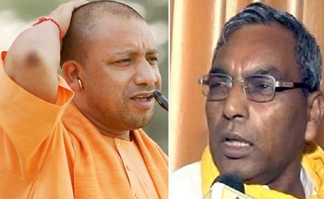Yogi Cabinet Minister Says People May Choose Someone Else Over Modi Tomorrow - Sakshi