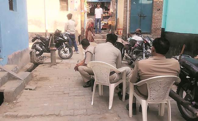 Maulvi Arrested in Ghaziabad Madrasa Rape Case - Sakshi