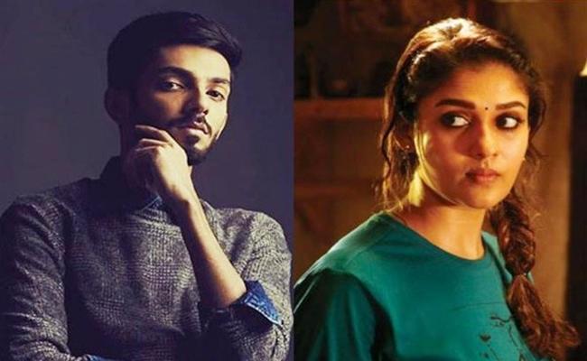 Anirudh Ravichander to play a cameo in Kolamaavu Kokila? - Sakshi